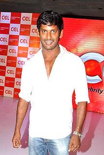 Vishal (actor) Indian film actor