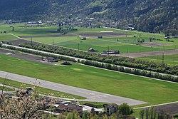 Vista aeroporto e Prosito1