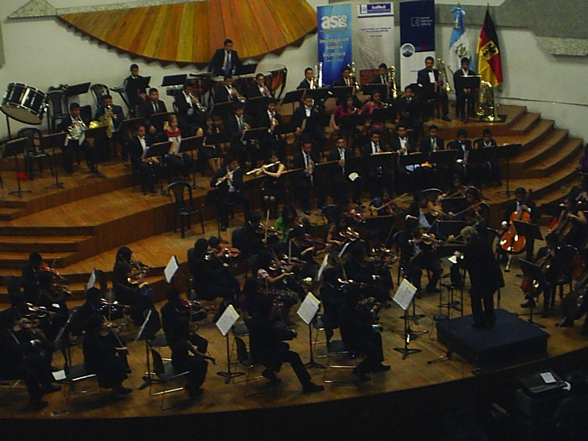 Conservatorio nacional de m sica guatemala wikipedia for Conservatorio de musica