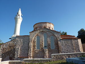 Vize - Little Hagia Sophia of Vize (now, Gazi Suleiman Pasha Mosque)