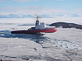 Vladimir Ignatyuk off McMurdo Station, Antarctica, January 26, 2012.jpg