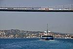 Volga-Don 235 cargo on the Bosphorus, Istanbul, Turkey 001.jpg