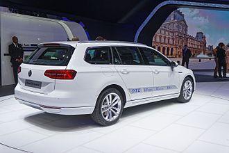 Volkswagen Passat (B8) - Volkswagen Passat GTE Variant