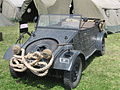 Volkswagen Type 82 Kübelwagen during the VII Aircraft Picnic in Kraków 3.jpg