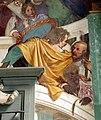 Volterrano, fasti medicei 05 Giuliano duca di Nemours e Lorenzo duca d'Urbino sul Campidoglio, 1637-46, 10.JPG