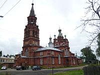 Voznesensky cathedral in the city of Otsashkov.JPG