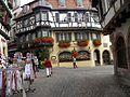 Vue 2014-09-26 rue des Marchands bis intersection rue des Marchands (Colmar) (1).JPG