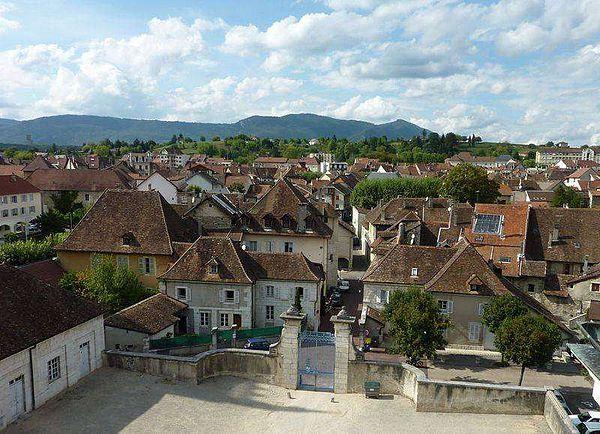Photo de la ville Belley