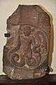 Vyala Yaksha - Circa 1st Century BCE - ACCN 42-2944 - Government Museum - Mathura 2013-02-24 6175.JPG