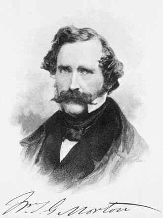 William T. G. Morton - Image: WTG Morton