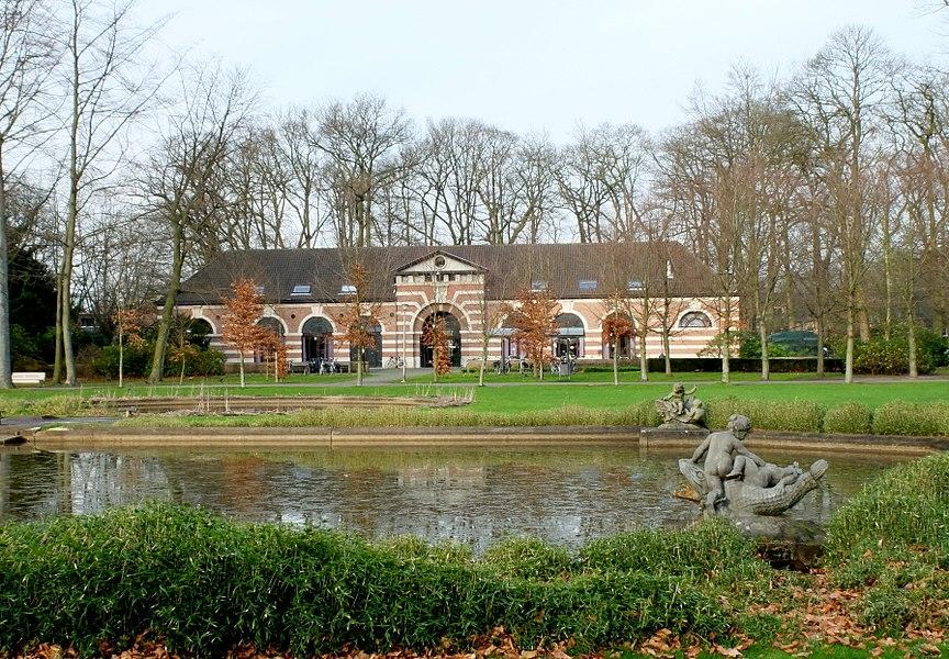 Wagenhuis Gemeentepark 3 in Brasschaat