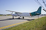 Wagga Air Centre (VH-TOV) Cessna 208B Super Cargomaster (ex Jetcraft Air Cargo VH-UZB) at Wagga Wagga Airport.jpg