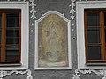 Waidhofen an der Ybbs - Haus Weyrer Straße 15 - Wandbild Unbefleckte Empfängnis Mariens.jpg