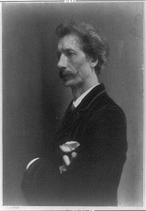 Walter Shirlaw - Walter Shirlaw ca. 1900