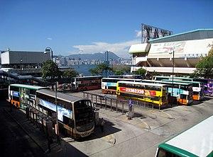 Wan Chai Pier - Wan Chai Ferry Pier Public Transport Interchange (Demolished)