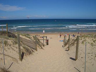 Wanda Beach - Image: Wanda Beach 1