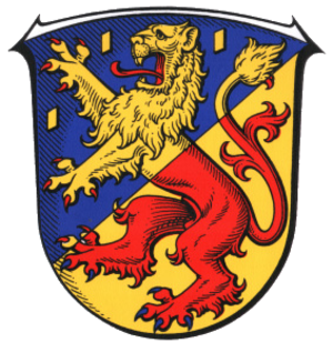 Hohenstein, Hesse - Image: Wappen Hohenstein (Untertaunus)