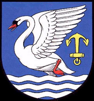 Laboe - Image: Wappen Laboe