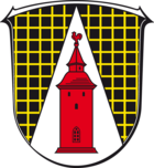 Coat of arms of the municipality of Reiskirchen