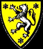 Das Wappen von Oschatz