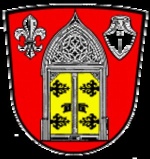 Lohkirchen - Image: Wappen von Lohkirchen