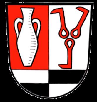 Tettau - Image: Wappen von Tettau