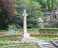 War Memorial - High Street, Luddenden - geograph.org.uk - 810762.jpg