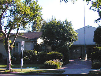 Beverly Hills Post Office - Warner Avenue School