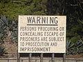 Warning signa. Alcatraz. San Francisco.jpg