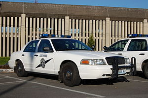 Washington State Patrol - Washington State Patrol Ford Crown Victoria Police Interceptor