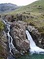 Waterfall, Lingcove Beck - geograph.org.uk - 1320799.jpg