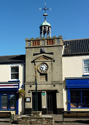 Watton, Norfolk - Watton Clock Tower
