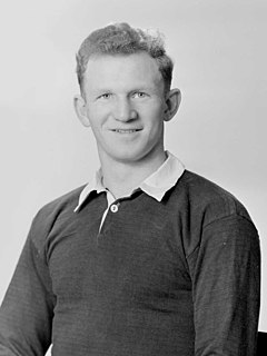 Wayne Cottrell New Zealand rugby union player