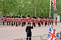 Wedding of Prince William of Wales and Kate Middleton Marching band.jpg