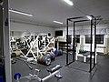 Weight room in Itäkylä 20180112.jpg