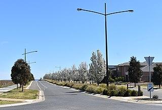 Weir Views, Victoria Suburb of Melbourne, Victoria, Australia