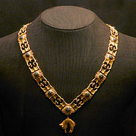 Collane of a knight of the Order of the Golden Fleece
