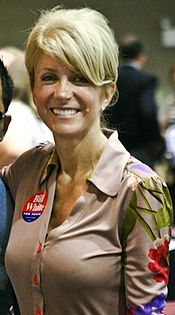 Wendy Davis (politician) - Wikipedia, the free encyclopedia