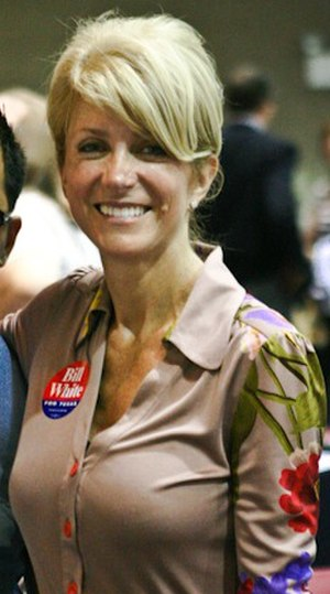 Wendy Davis (politician) - As a Texas State Senator