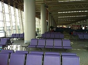Wenzhou Longwan International Airport - Wenzhou Airport interior