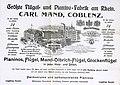 Werbeanzeige Carl Mand 1903.jpg