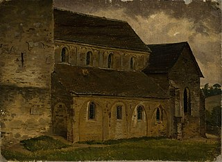 Erkrath Church, study