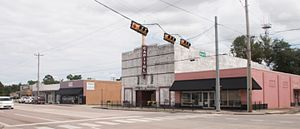 West Columbia, Texas - A view of the city