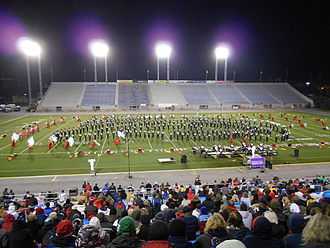West Chester University - Image: West Chester University of Pennsylvania Golden Rams Performance