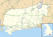 LGW is located in West Sussex