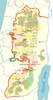 Nahost Karte.Nahostkonflikt Wikipedia