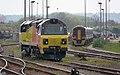 Westbury railway station MMB 47 70802 158952.jpg