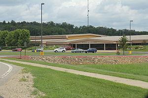 Westfield, Wisconsin - Westfield Area High School