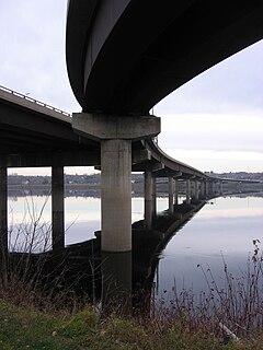 Westmorland Street Bridge bridge in Canada