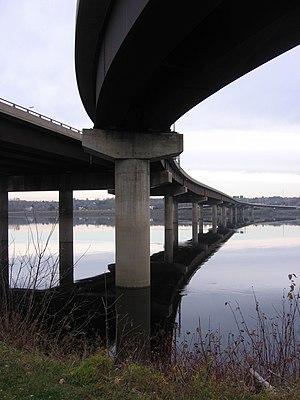 Westmorland Street Bridge - Westmorland Street Bridge